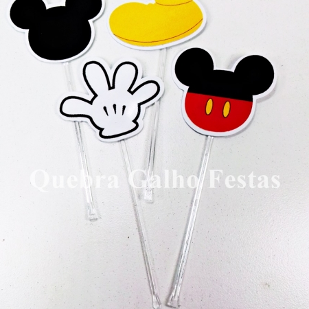 topper doces mickey