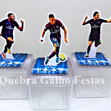 Caixa 3D Paris Saint Germain