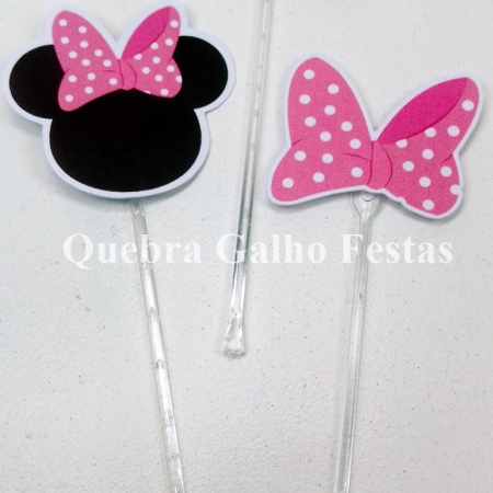 doces embalagens minnie rosa