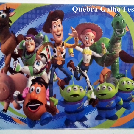 Toy Story Painel TNT