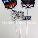 Transformers Topper Doce