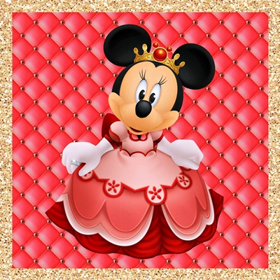 Minnie Princesa